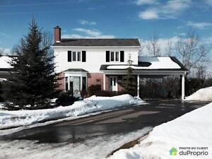 239 900$ - Maison 2 étages à vendre à Sherbrooke (Fleurimont)