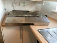 600mm Whirlpool Extractor Hood