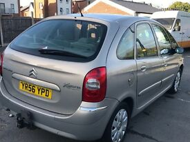 CITROEN XSARA PICASSO 1.6 HDI, TOW BAR, IDEAL FAMILY CAR