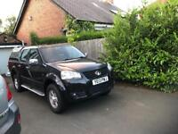 Greatwall steed se 2013 plate 26,000 miles (no vat)
