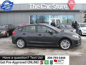 2013 Subaru Impreza 2.0i Touring - SUNROOF, HTD SEAT, BLUETOOTH,