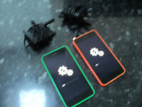 x2 NOKIA LUMIA 635 WINDOWS PHONE. 8GB. TESCO MOBILE. BRIGHT ORANGE & BRIGHT GREEN. BARGAIN £60