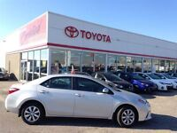 2014 Toyota Corolla LE Bluetooth Backup Camera Toyota Certified
