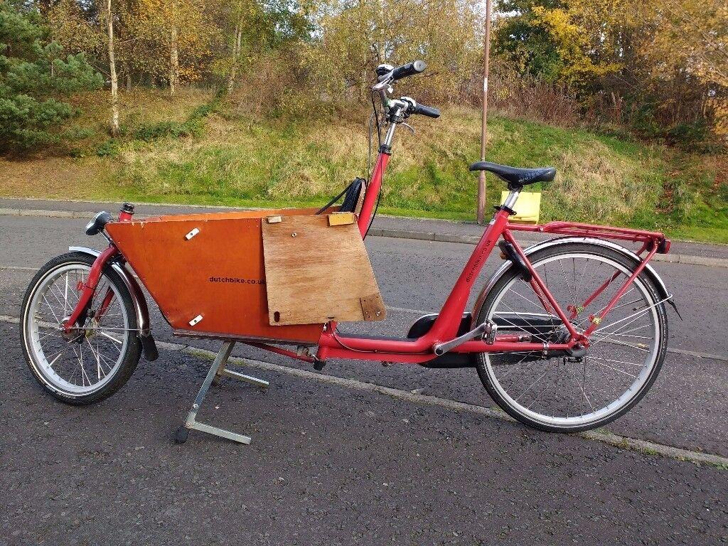 Bakfiets Cargo Bike In Corstorphine Edinburgh Gumtree