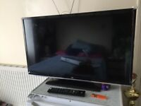 JVC smart tv television new like 32 inch