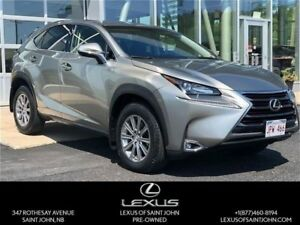 2016 Lexus NX 200t LEATHER