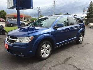 2010 Dodge Journey SXT NAV and Remote Start!
