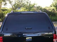 Hard Top & Liner (Toyota Hilux Invincible)