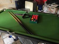 Snooker table - kids