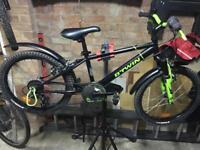 "Decathlon Btwin Childs bike age 6-8yrs 20"" Wheels"