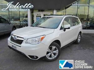 2014 SUBARU FORESTER 2.5I LIMITED  NOUVEL ARRIVAGE