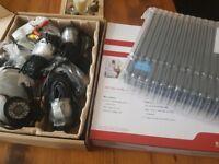 HD cctv recorder brand new boxed 4 cameras