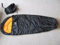 Child's Sleeping Bag, Vango Wilderness Junior 2/3 Season