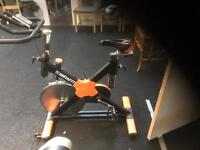 WANTED...Spinning bikes, gym equipment (commercial) rowing machines, exercise bike