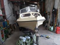 Boat Shetland Sheltie