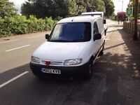 2002 Citroen Berlingo LX 600 Runs Drives No Issues