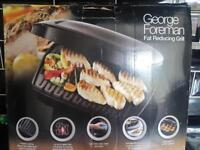 George formen 7 portion grill