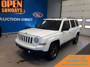 2015 Jeep Patriot HIGH ALTITUDE! SUNROOF! LEATHER!