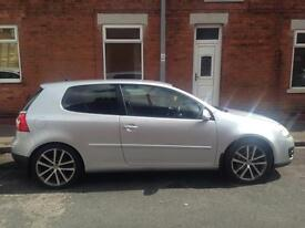 Vw Golf Gt tdi 2.0 56 plate