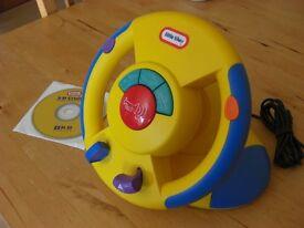 Little Tykes 3D Cruiser Driving Game