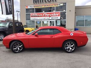2016 Dodge Challenger R/T|LEATHER|8.4