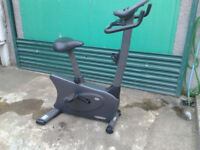 VISION FITNESS E1500 EXERCISE / FITNESS / SPIN BIKE . unused many years . £75 to clear