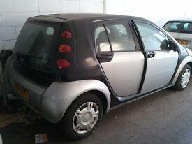 SMART CAR 2004 Reg
