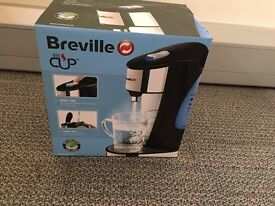 Instant Kettle - boils a cup of water at a touch