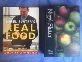 Nigel Slater Cook Book Collection