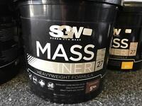 5kg Mass Gainer protein by Screw Gym Wear