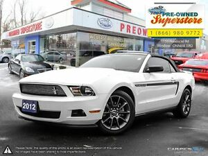 2012 Ford Mustang V6 Premium ***LEATHER/AUTOMATIC***
