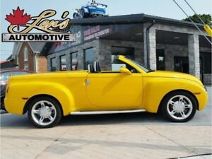 2004 Chevrolet SSR Hard Top Convertible