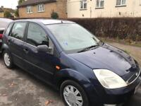 Ford Fiesta Ghia 5 doors Automatic low mileage