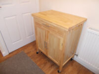 HEART OF HOUSE TOLLERTON KITCHEN TROLLEY