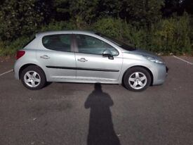 2006 Peugeot 207 Sport 1.4 Petrol NEW MOT New Timing belt kit