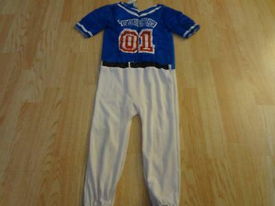 Toddler Tackle Football #01 3T-4T Halloween Costume Outfit