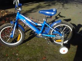 small childs rhino bike