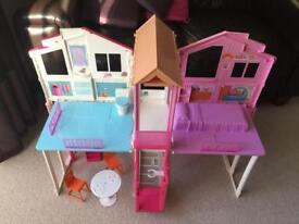 Barbie Town House