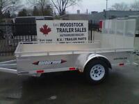 Enclosed, Utility, Car Haulers, Dump Trailers For SALE or RENT