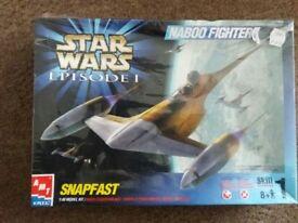 Star Wars Naboo Fighter