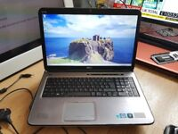 Dell XPS l702x windows 7 8g memory 700g hard drive processor intel core i5-2540m 2.60ghz
