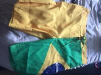 Mens swim shorts x2 (GAP & Primark) XL size