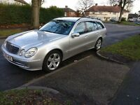Mercedes E320 7 Seater Estate Avantgarde - Fully Loaded Auto Diesel