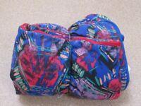Freeman Adult size sleeping bag, 44oz, polyester & cotton