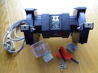 Twin Wheel Bench Grinder (Hanning HSC 60 - 186)