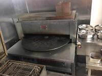 Roti naan machine tandoor