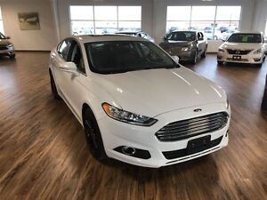 2016 Ford Fusion SE Luxury Package AWD