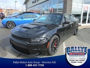 2016 Dodge Charger SRT Hellcat Pitch Black 707HP In Stock