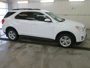 2013 Chevrolet Equinox LT AWD, Power Sunroof, Leather Seating, H
