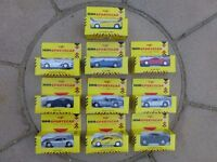 10 Maisto Classic Sports Car Models - ideal Party Bag Toys!